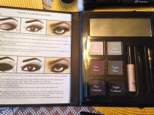 Smoky Eye Beauty Book