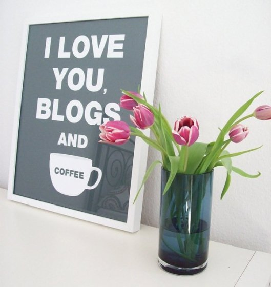 blogs and coffee