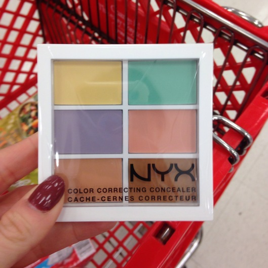 This NYX palette is $12.